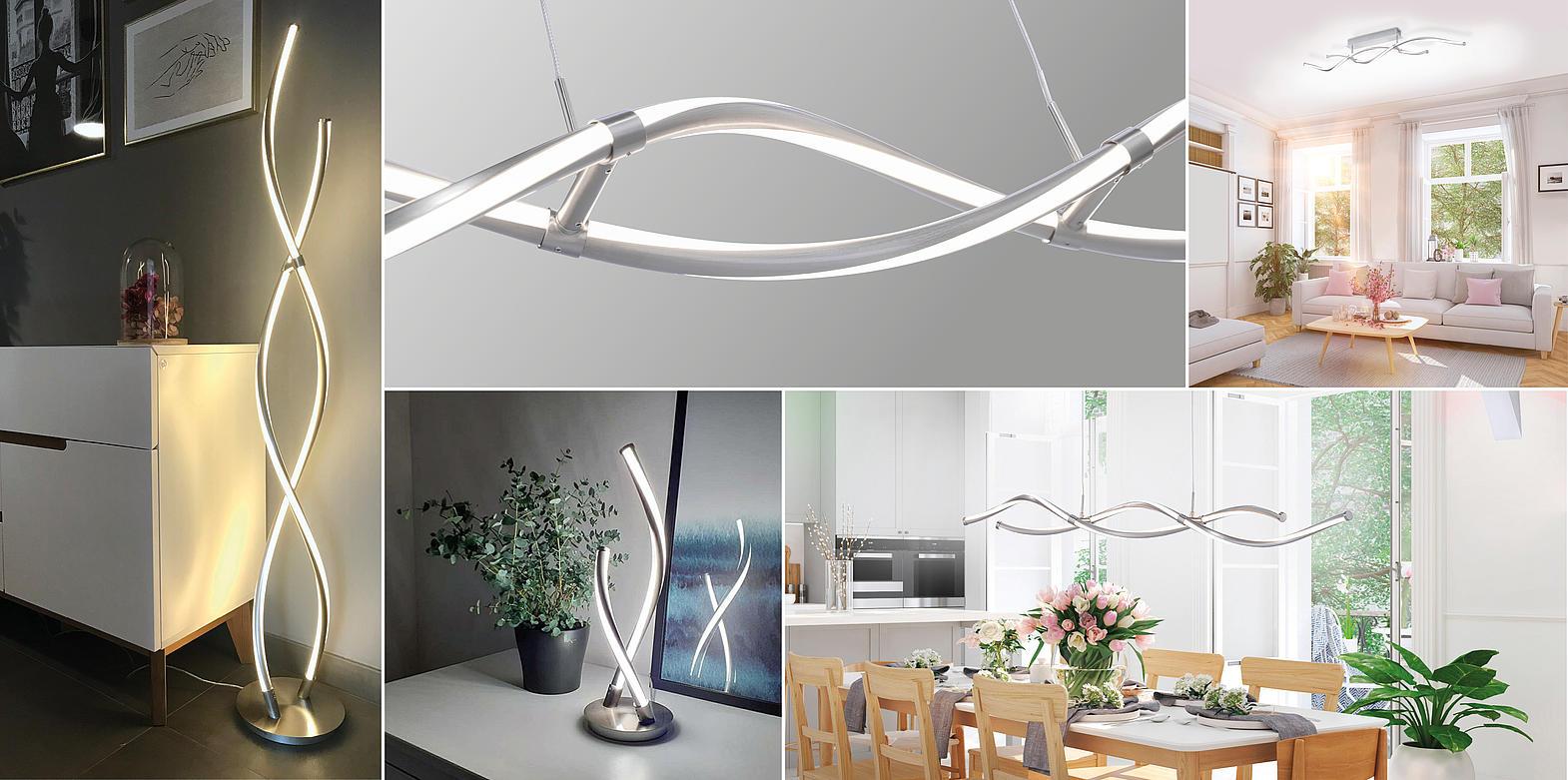 Super Paul Neuhaus - Lampen und Leuchten für Haus und Garten AA-77