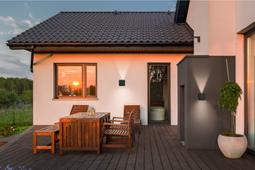Smart Home Gartenbeleuchtung mit Q-Smart Home Lights