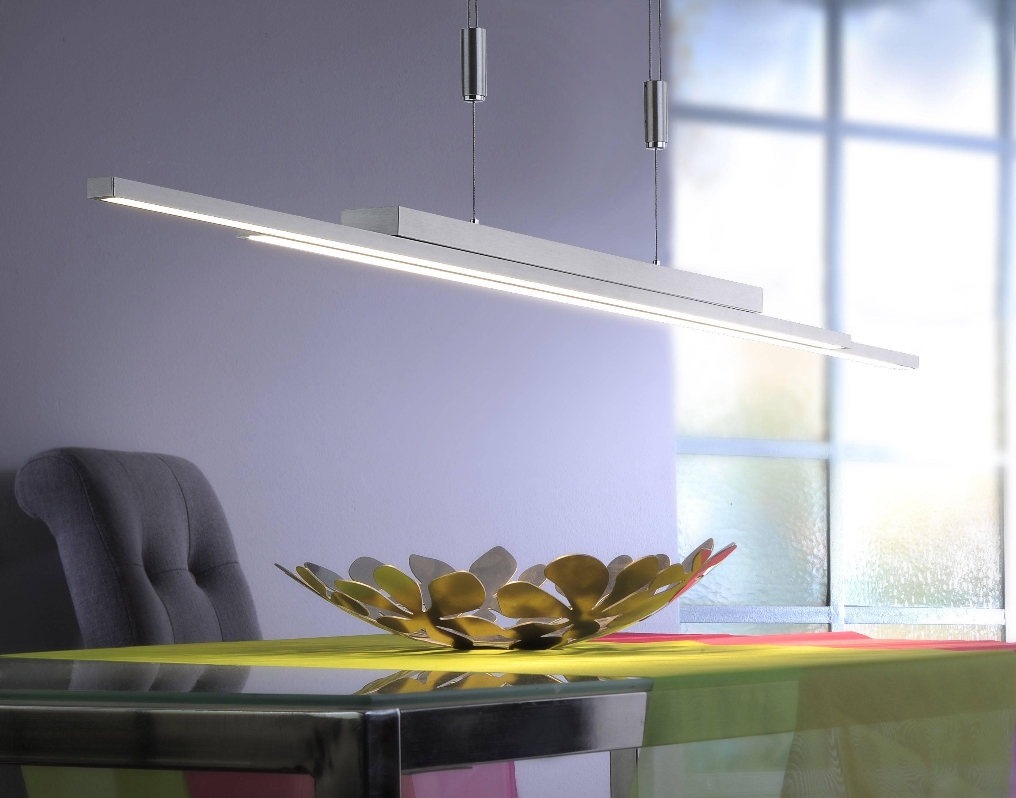 Q- LED Pendelleuchte, Smart-Home,(*Alexa tauglich)