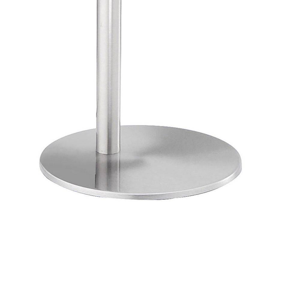 LED Tischleuchte, Schreibtischleuchte, stahl