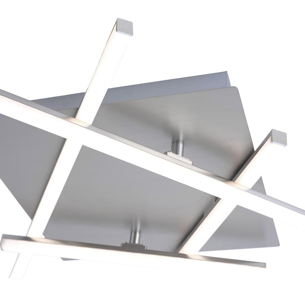 LED Deckenleuchte MEDION Smart Home RGB Farbwechsel via APP warmweiß kaltweiß