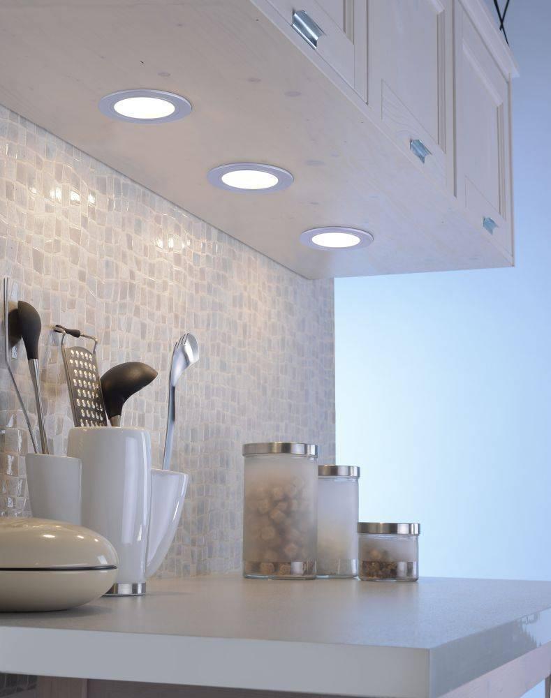 Q-ELLI Einbauleuchte Smart Home inkl. RGB und CCT Steuerung, Dimmfunktion und Funk-Fernbedienung