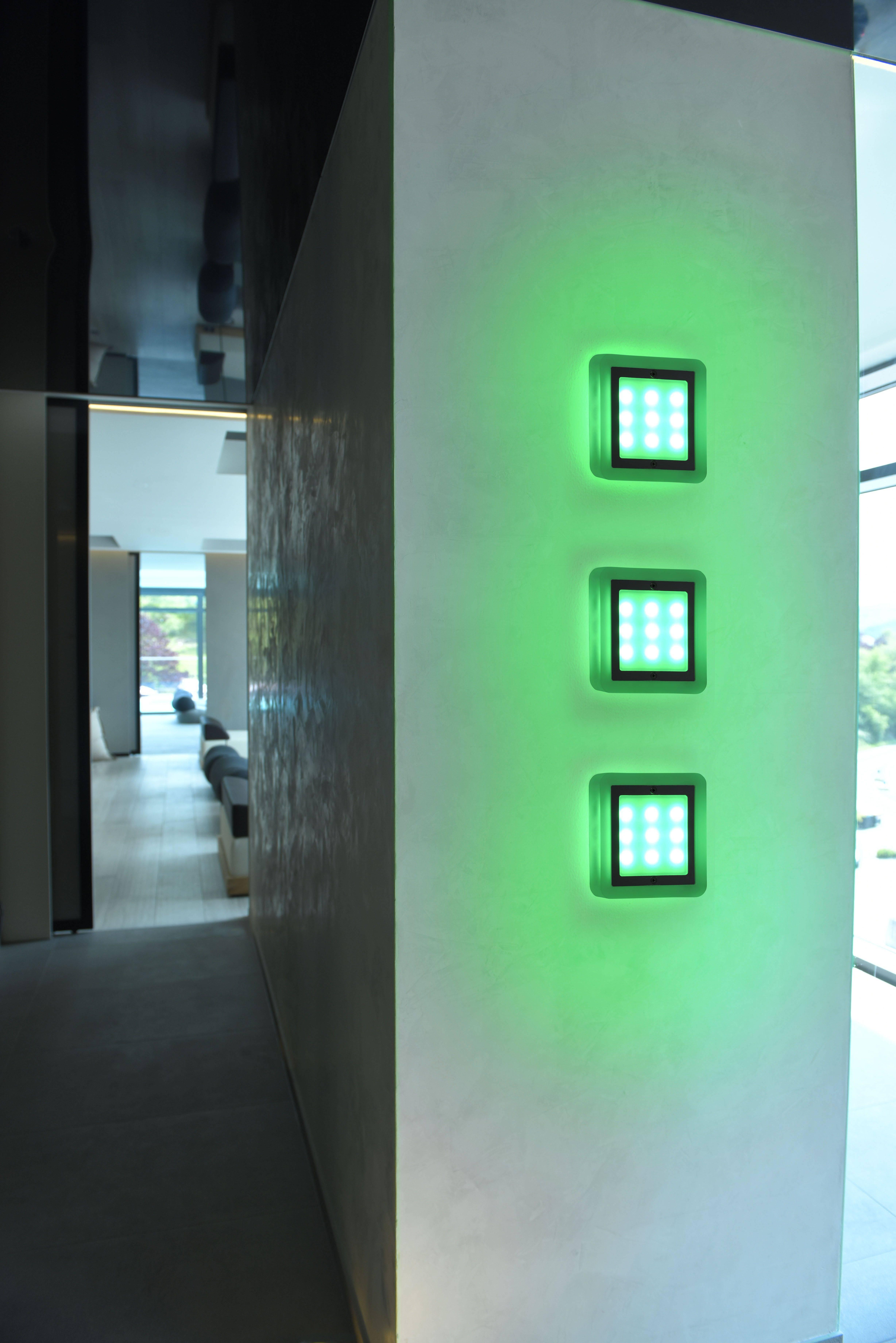 Q-VIDAL Einbauleuchten Set, Smart Home
