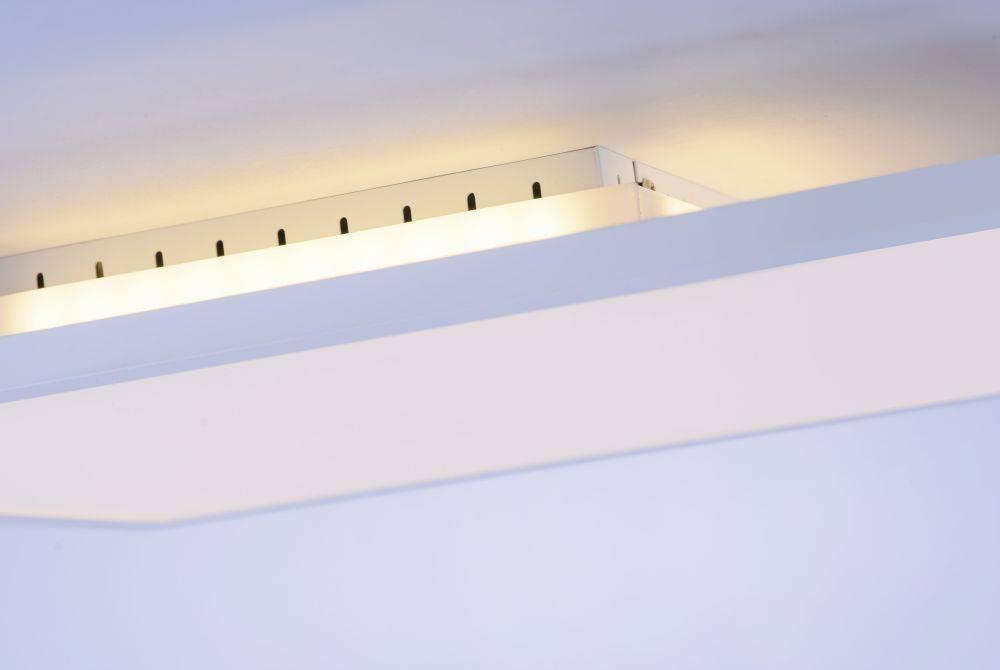 LED Panel, 100x25cm, flach, Design, dimmbar