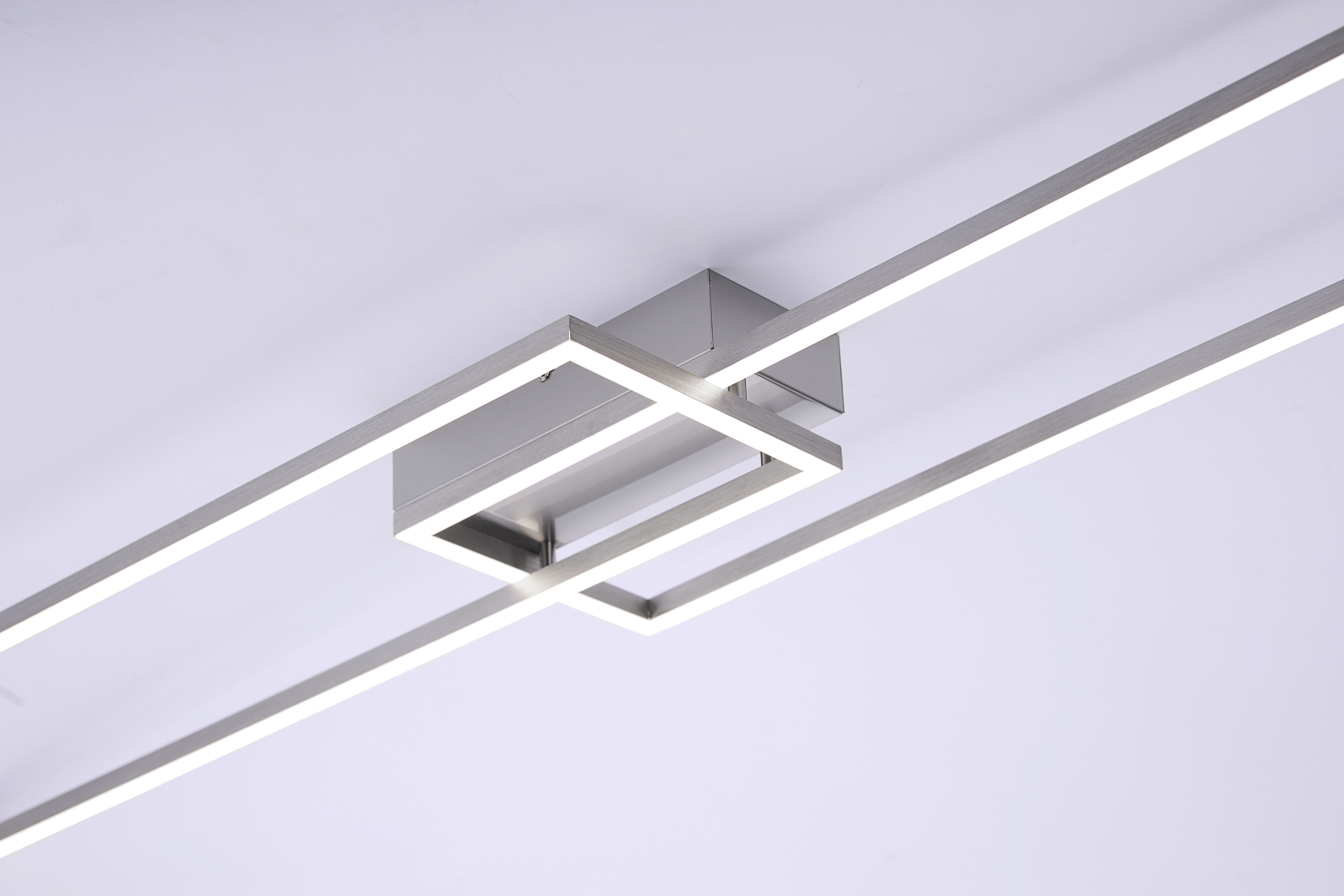 LED Deckenleuchte, modern Design, CCT & IR FB