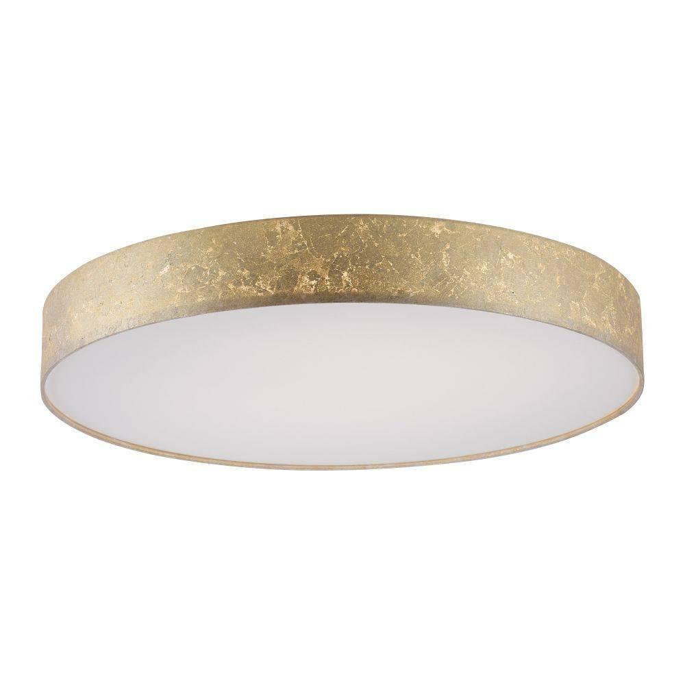 LED Deckenleuchte, gold, edel, Design