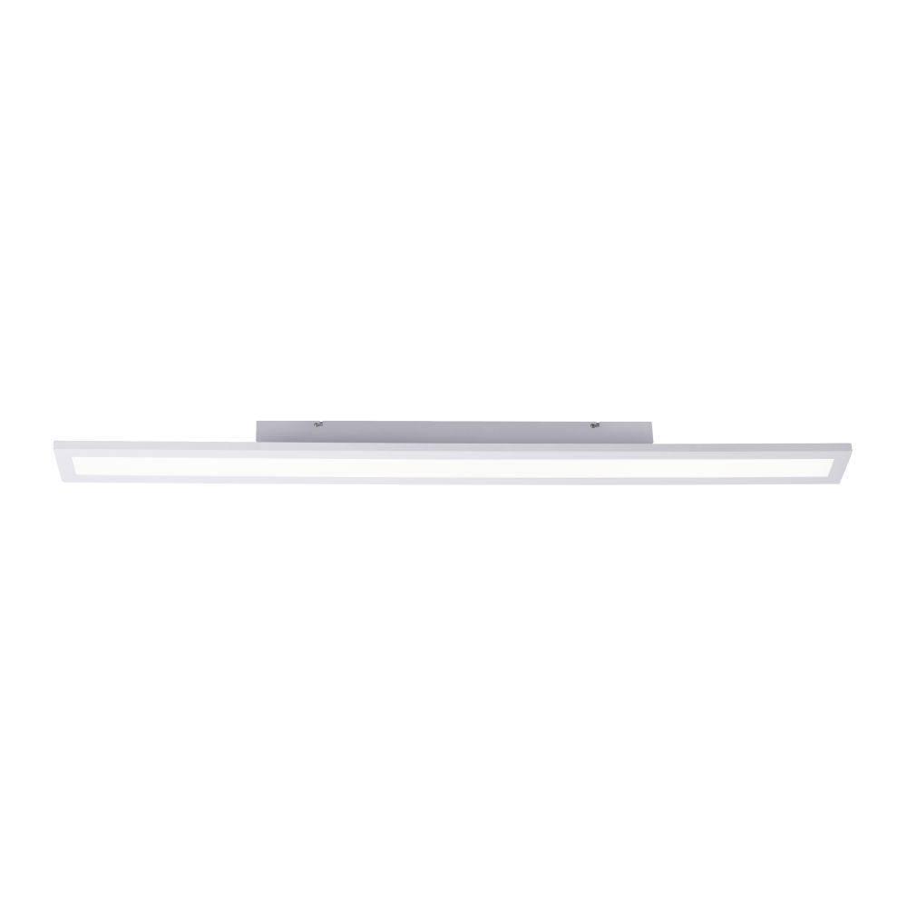 LED Panel, Deckenleuchte, ultraflach, weiß