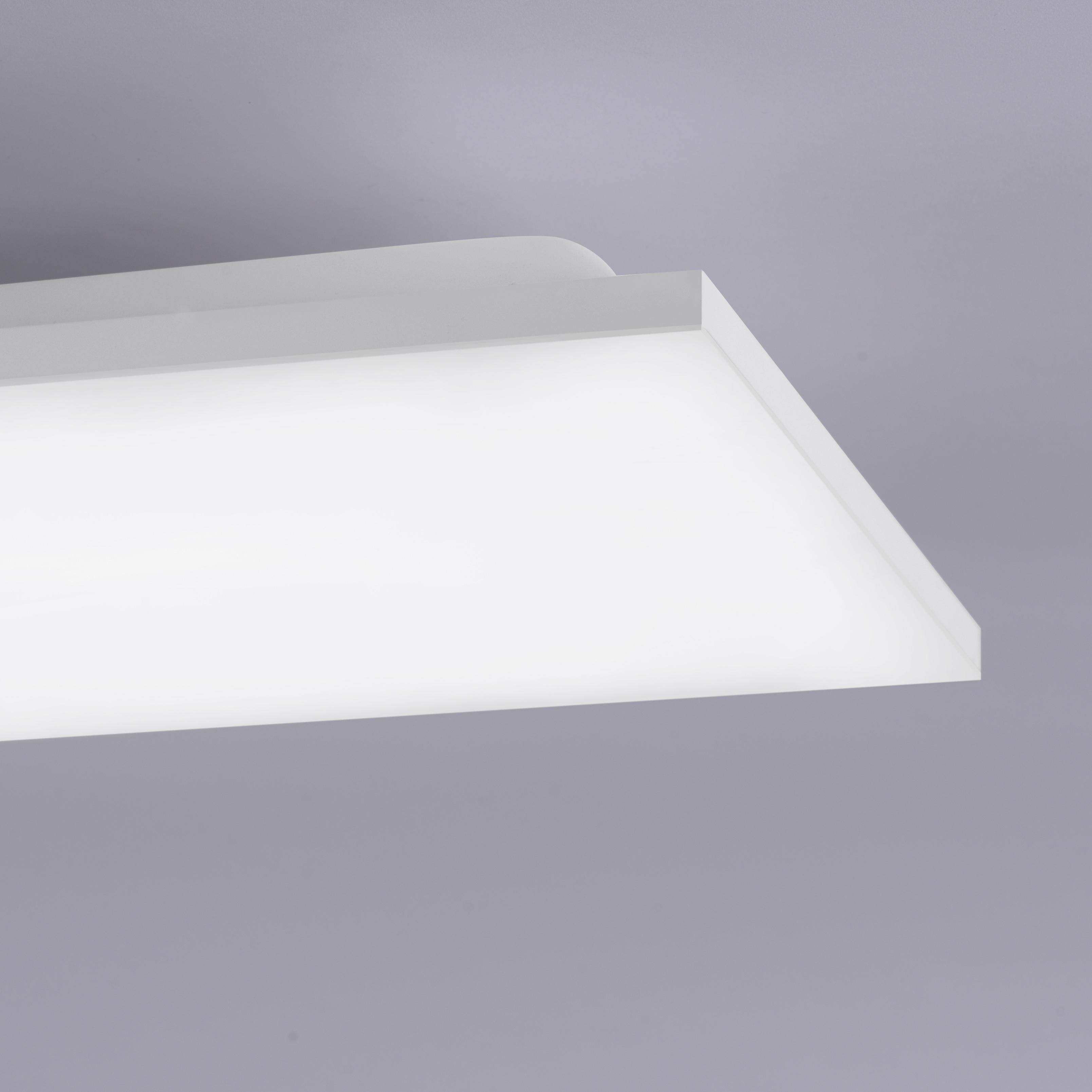 LED Panel, weiß,  rahmenlos, 100x25 cm, CCT Steuerung