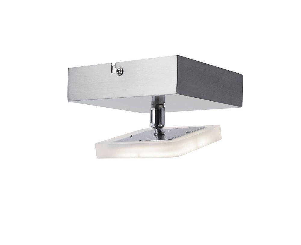 Q-VIDAL Deckenleuchte Smart-Home mit Leuchtkopf und RGB Farbwechsel und Fernbedienung inkl. Dimmfunktion