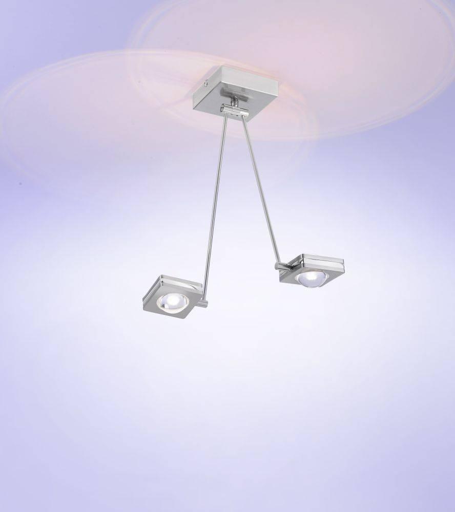 Q-FISHEYE Deckenleuchte Smart-Home mit Farbwechsel inkl. Fernbedienung und Dimm- und Memoryfunktion