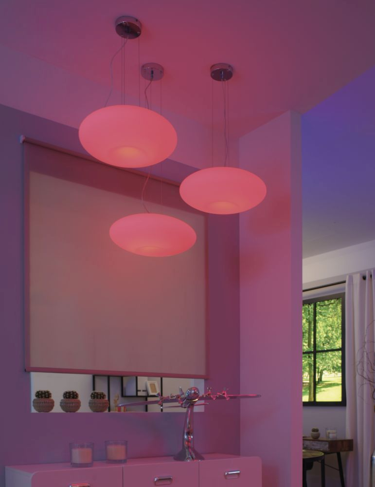 q elina led pendelleuchte smart home direkt beim hersteller kaufen neuhaus lighting group. Black Bedroom Furniture Sets. Home Design Ideas