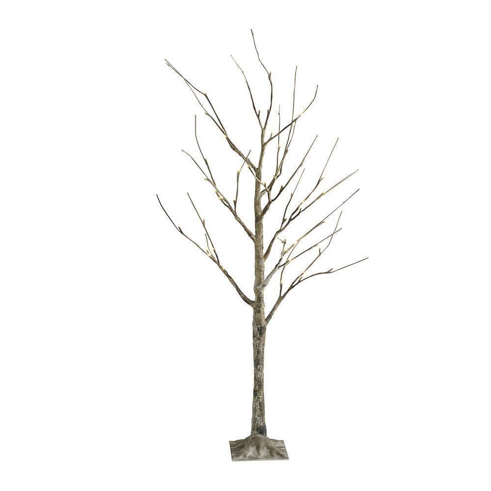 konstsmide led baum mit topf und zapfen dekoration outdoor 60cm 20 leds ebay. Black Bedroom Furniture Sets. Home Design Ideas