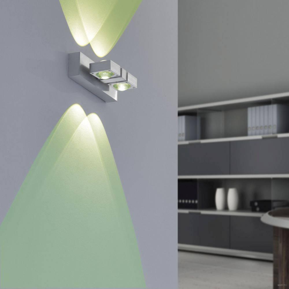 Q-NEMO LED Wand- und Deckenleuchte Smart Home fähig und 2-flammig