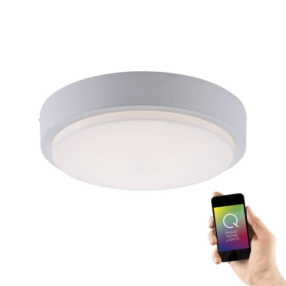 q lenny led au enleuchte smart home direkt beim hersteller kaufen neuhaus lighting group. Black Bedroom Furniture Sets. Home Design Ideas