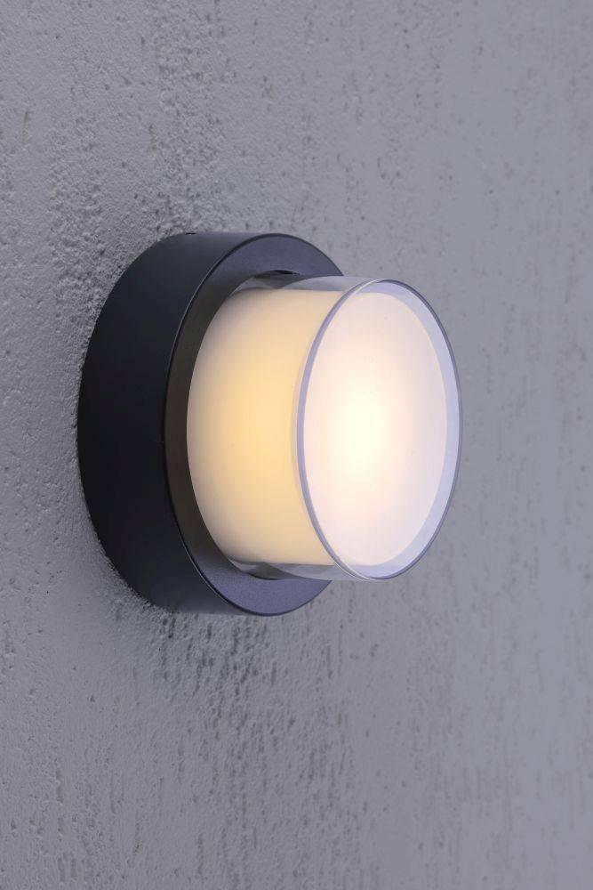 Q-ERIK Außenbeleuchtung Smart-Home mit RGB Farbwechsel inkl. Dimmfunktion ist spritzwassergeschützt