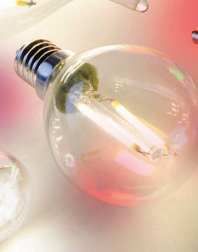LED Filament Tropfenlampe E14, 210Lumen