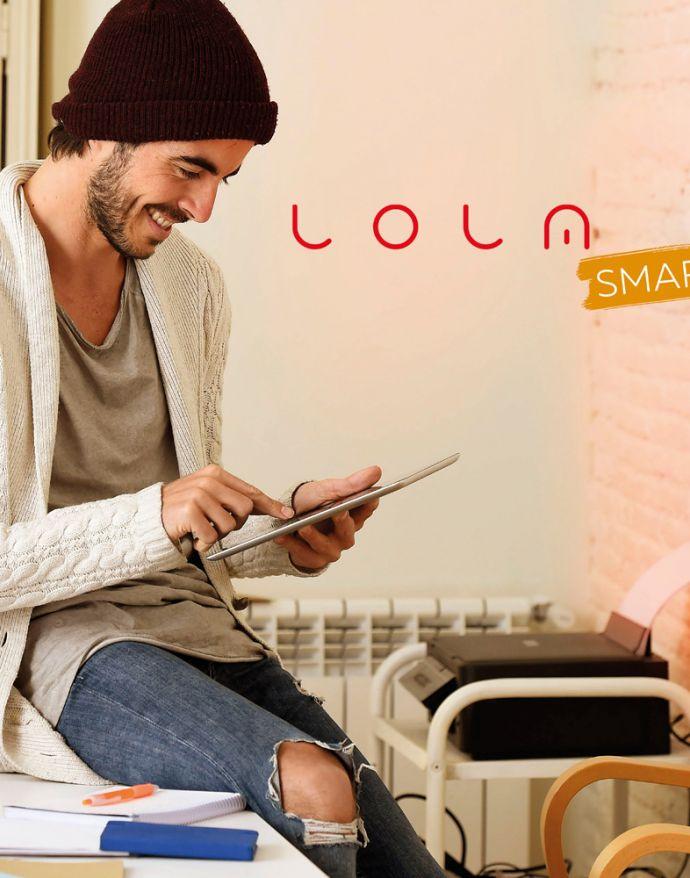 LED Leuchtmittel, RGB+W, Smart Home, E27-Fassung, Lola