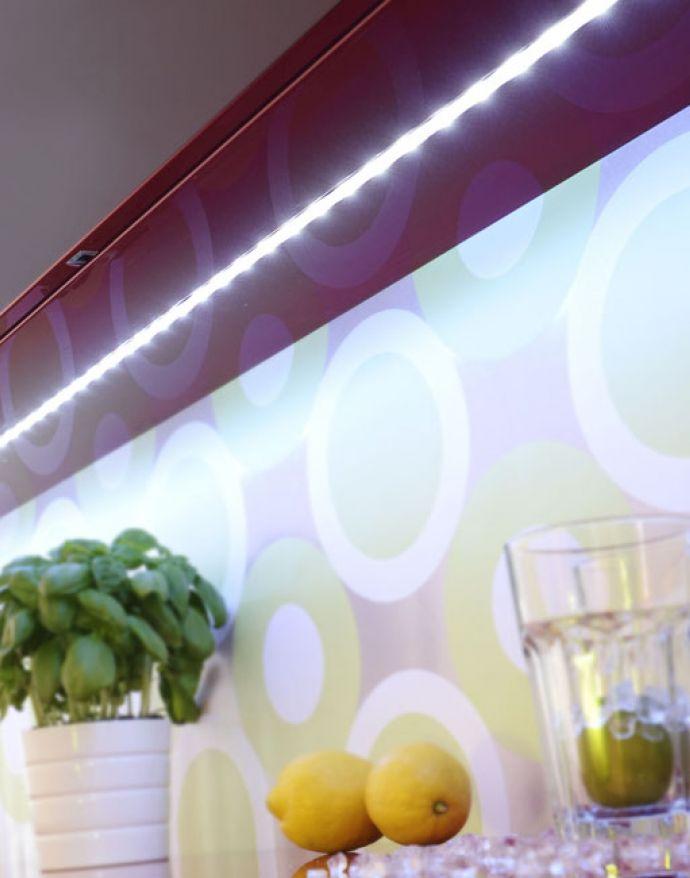 LED-Stripes, 5m Länge, inkl. Fernbedienung, Dimmfunktion, RGB Farbwechsel