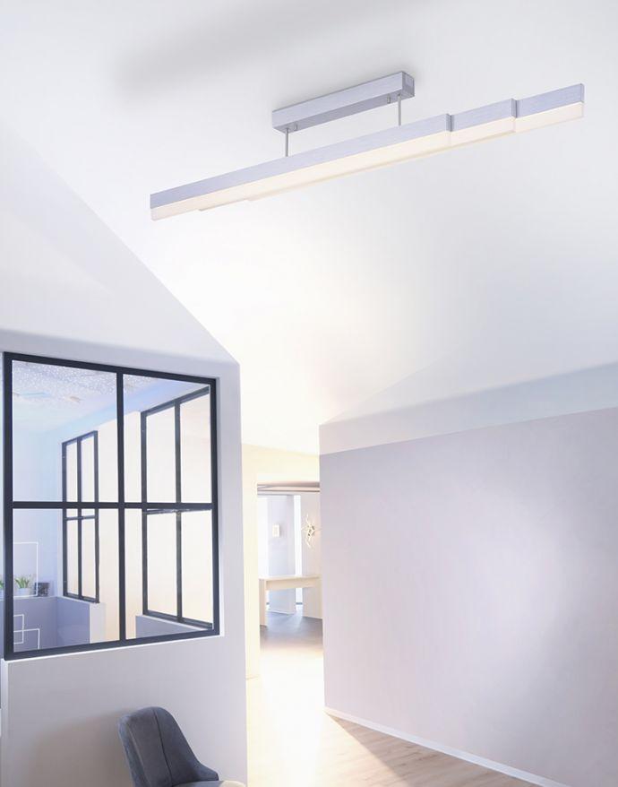 Q-TOWER, LED-Deckenleuchte, modern, Design, CCT , Smart Home fähig