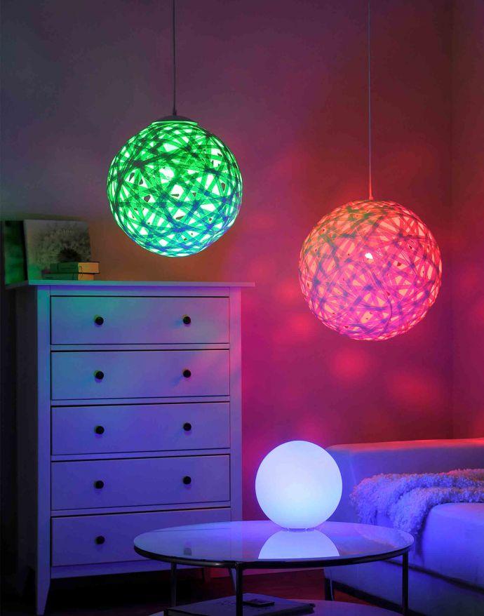 Paul Neuhaus, Q-LED-Leuchtmittel, E27, CCT-Steuerung, RGB+W, Smart Home