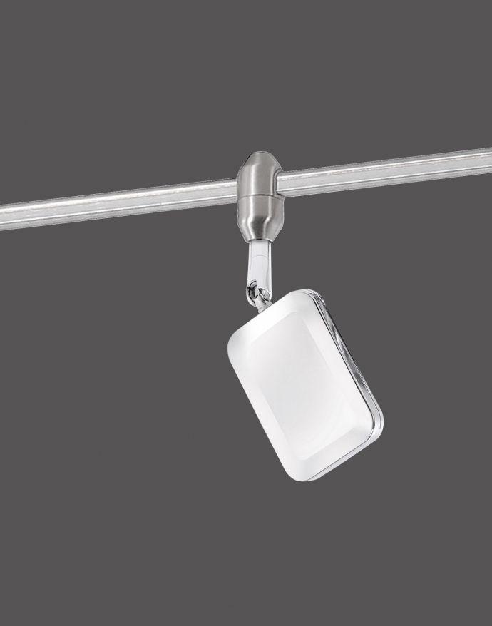 LED-Einzelstrahler für Schienensystem