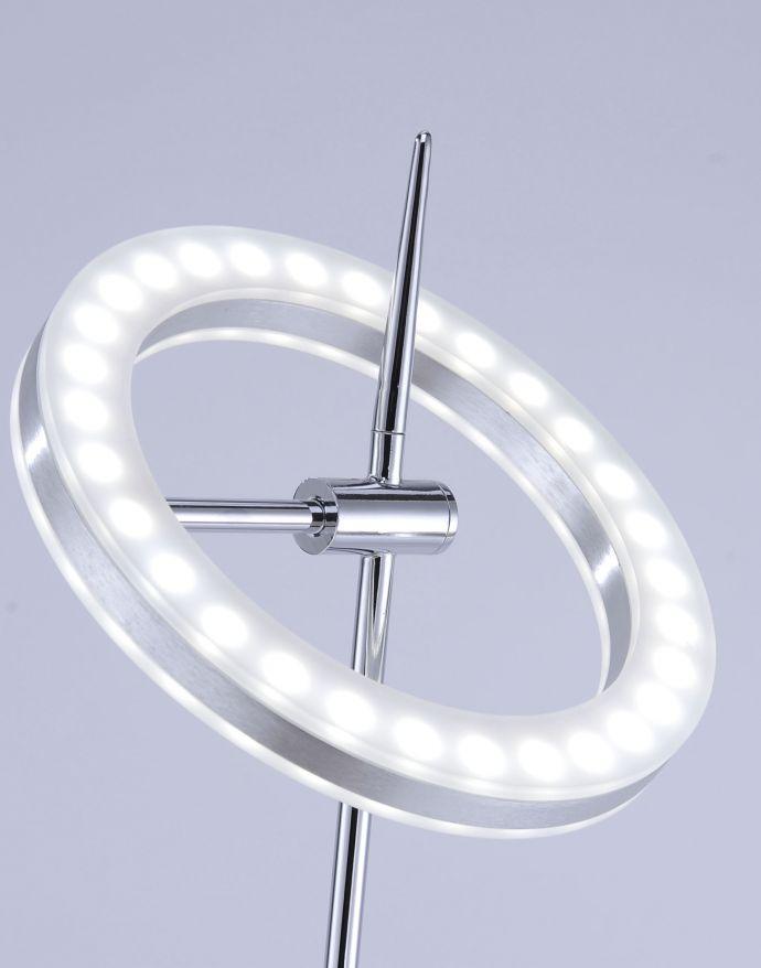 Paul Neuhaus, Q-AMY, LED-Stehleuchte, CCT-Steuerung, Smart-Home, (Auslauf)